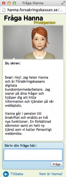 Fråga Hanna