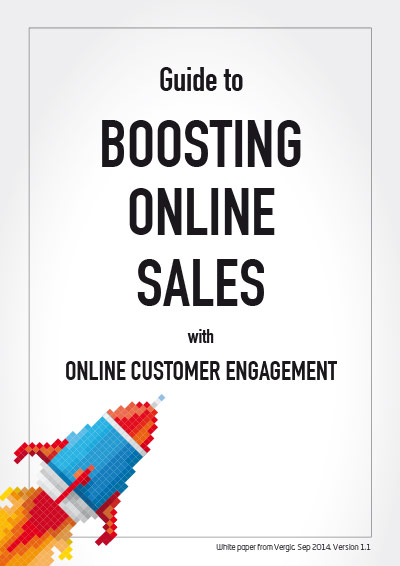Guide to boost online sale, Cover