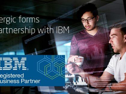 Vergic forms partnership with IBM