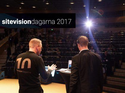 Vergic at Sitevisiondagarna
