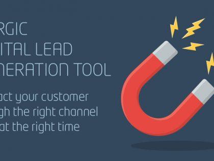 Vergic digital lead generation tool