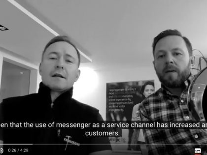 Video 6. How to use Facebook Messenger in customer support