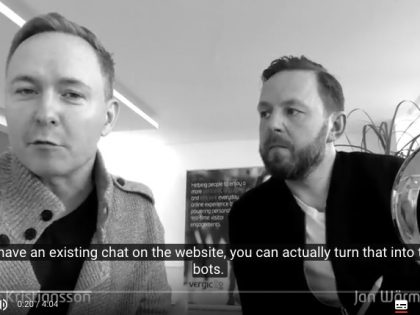 Video 7. The chat history is a goldmine for your business