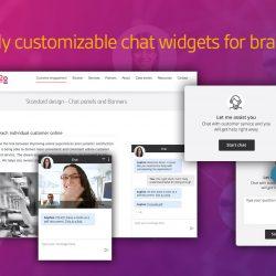 Improve your branding with Vergic Engagement platform