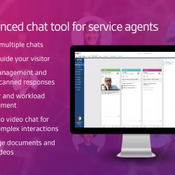Advanced chat tool in Salesforce